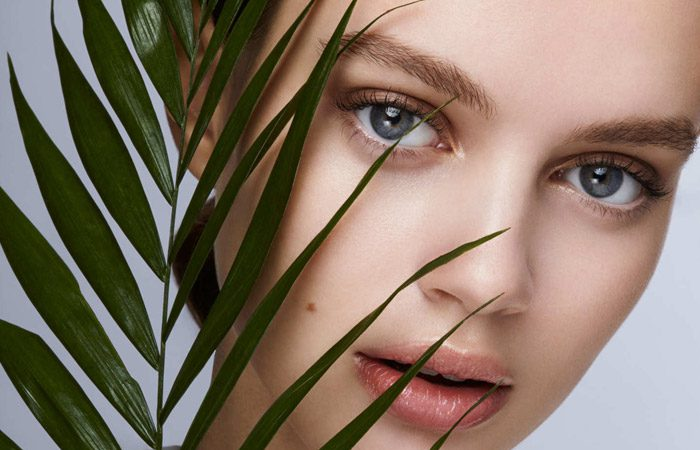 استفاده از مواد طبیعی برای زیباتر شدن خانمها