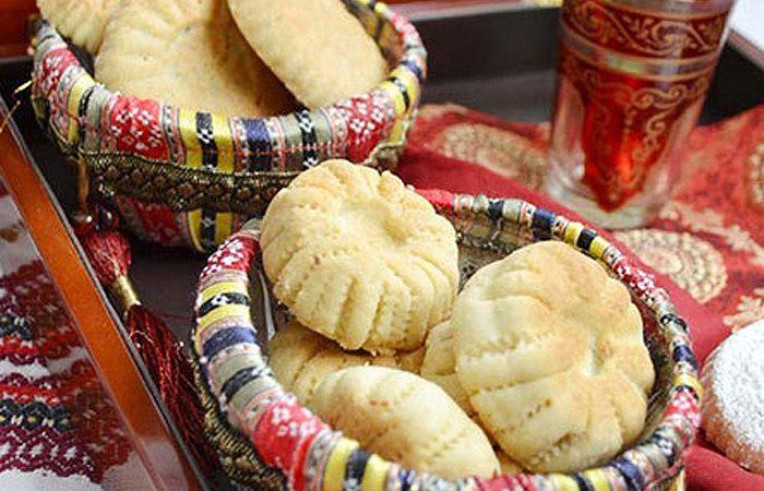 طرز تهیه کلوچه معمول عربی برای ماه رمضان