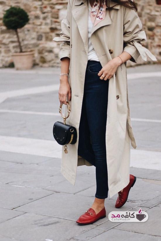 لباس های ساده و تکراری در استایل