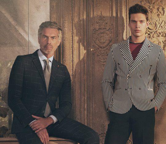 مدل کت و شلوار مردانه ایتالیایی