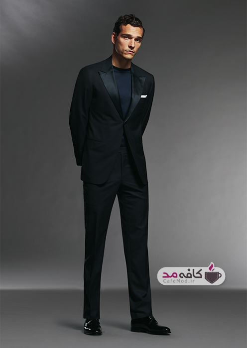 مدل لباس مردانه Kiton ایتالیا