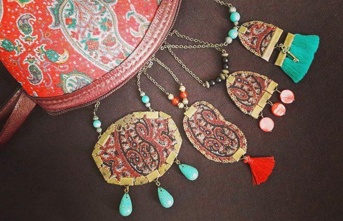 مدل گردنبندهای سنتی ایرانی