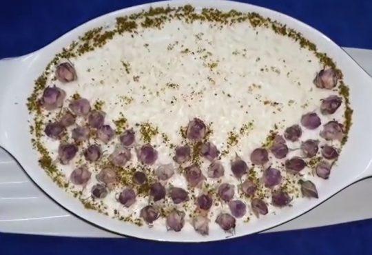 فیلم آموزش پخت شیربرنج مخصوص ماه رمضان