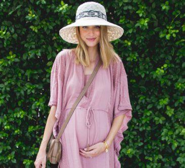 خانمهای باردار در تابستان چگونه لباس بپوشند؟