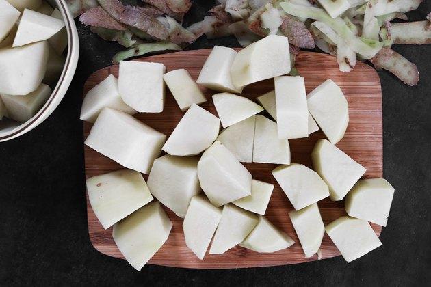 طرز تهیه پای سیب زمینی