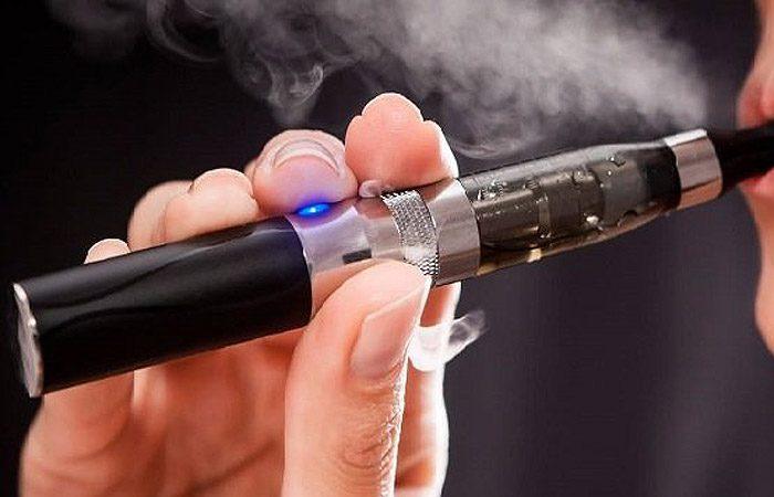 نیکوتین سیگار الکتریکی عامل افزایش خطر ابتلا به برونشیت مزمن