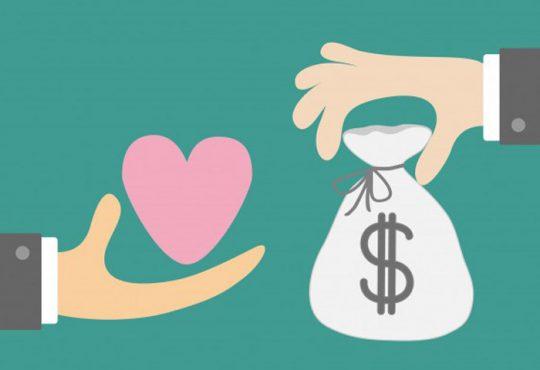 عشق یا پول..؟