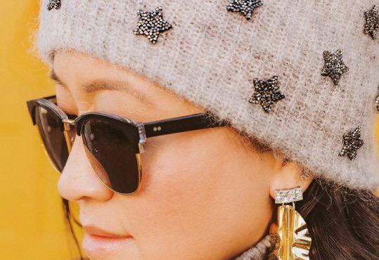 آموزش تصویری تزیین کلاه طرح ستاره