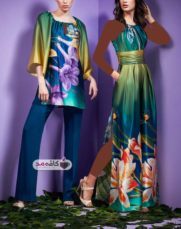 مدل های شیک لباس مجلسی 2019