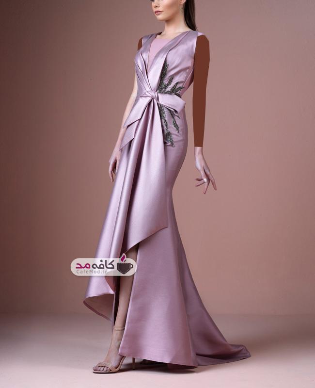 جدیدترین مدل لباس مجلسی بلند