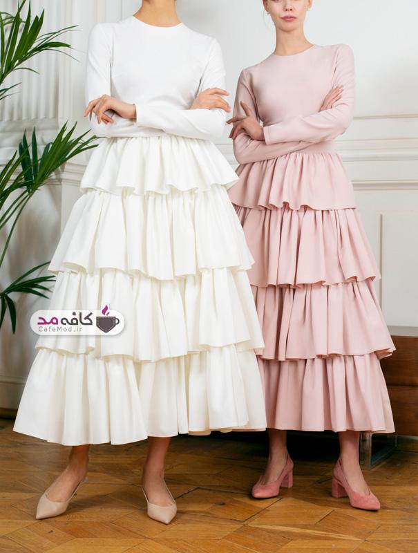 مدل پیراهن های تابستانی زنانه