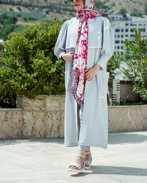 مدل مانتوهای خنک تابستانی