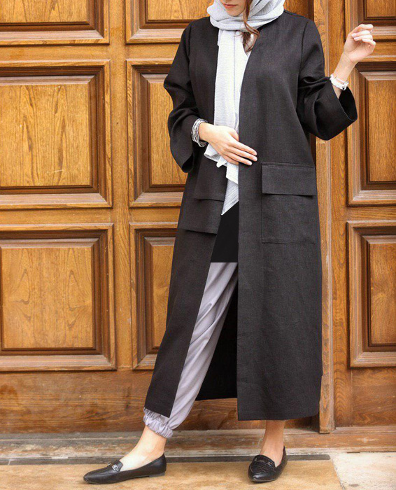 مدل مانتو تابستانی ایرانی