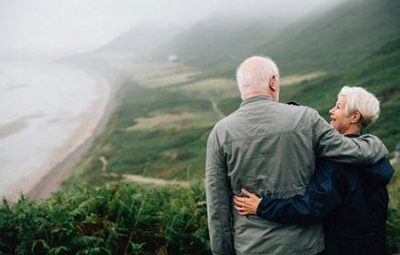 ازدواج در سالمندی مانع افسردگی میشود