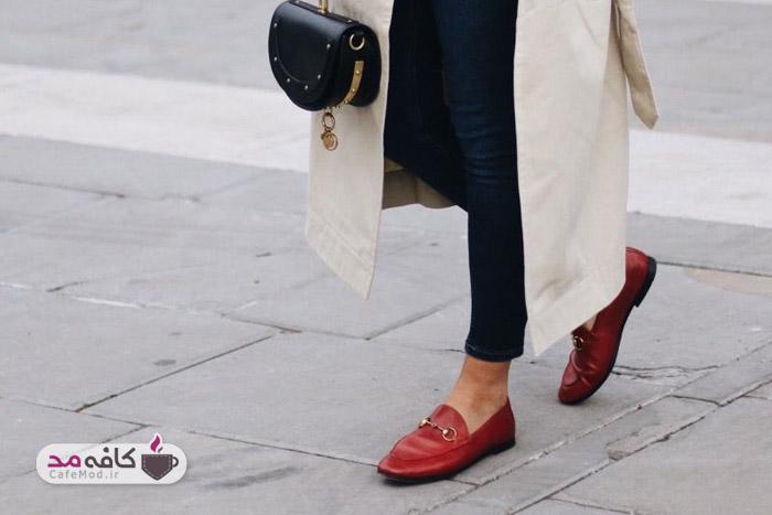 کفش کلاسیک از برند های مشهور