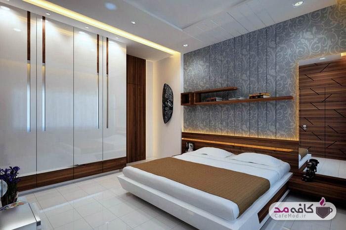 کمد دیواری اتاق خواب