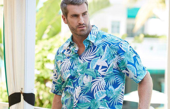 پیراهنهای مردانه مخصوص تابستان