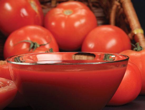 روش تهیه رب گوجه