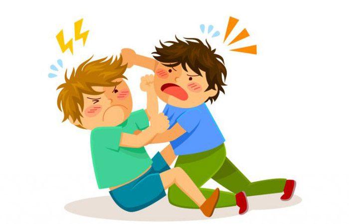 رفتار پرخاشگرانه در نوجوانان….