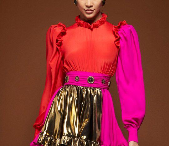 مدل لباس زنانه مجلسی و خاص