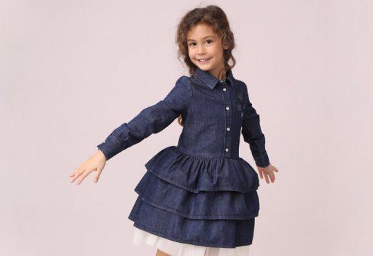 مدل لباس دخترانه پاییزه و زمستانه