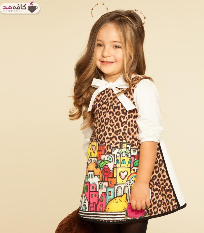 جدیدترین مدل لباس دخترانه