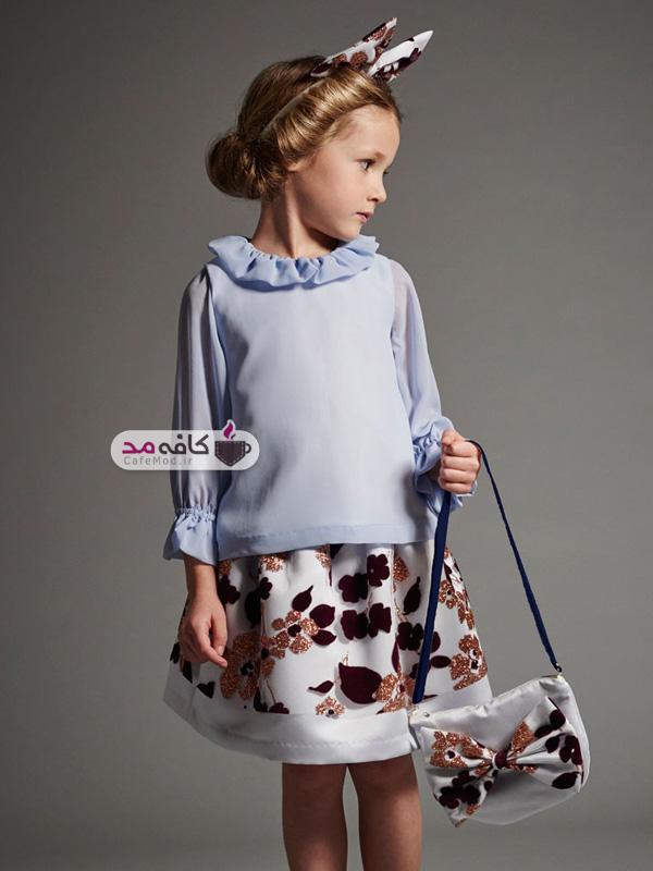 مدل لباس دخترانه شیک و زیبا