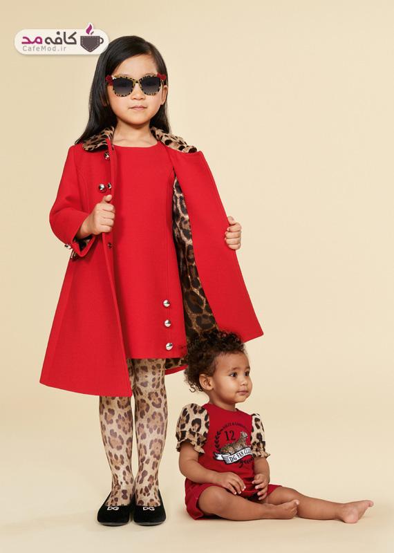 مدل لباس بچگانه دولچه گابانا