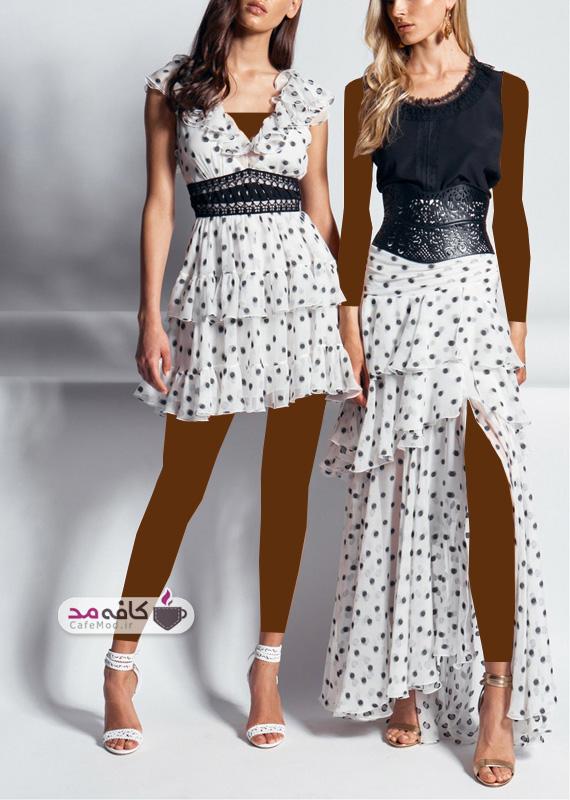 مدل لباس مجلسی لوکس