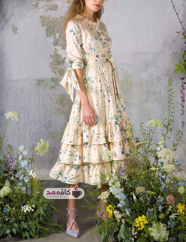 مدل لباس های بلند زنانه