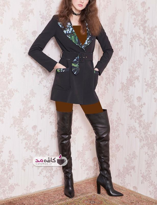 مدل لباس پاییز و زمستان زنانه