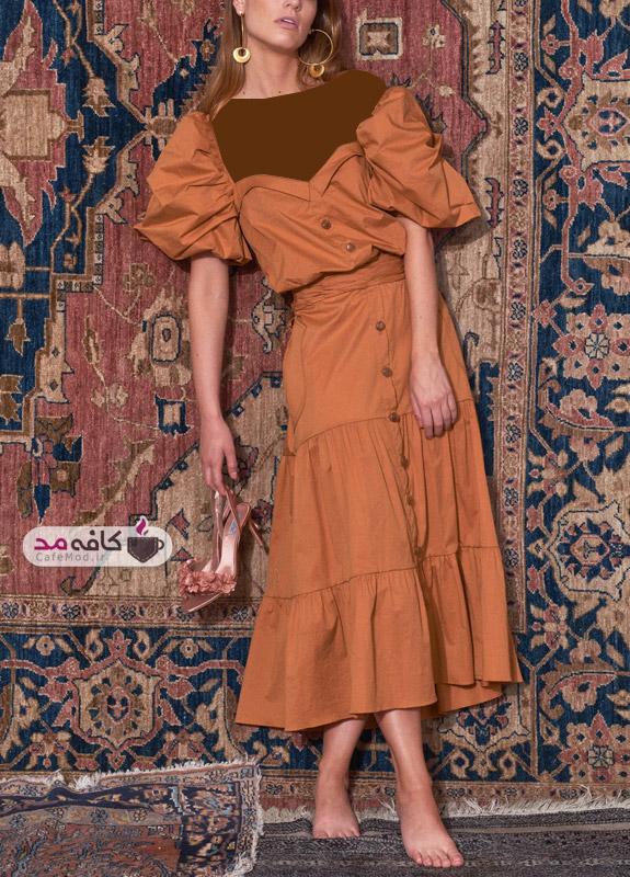 مدل لباس زنانه اسپرت مجلسی