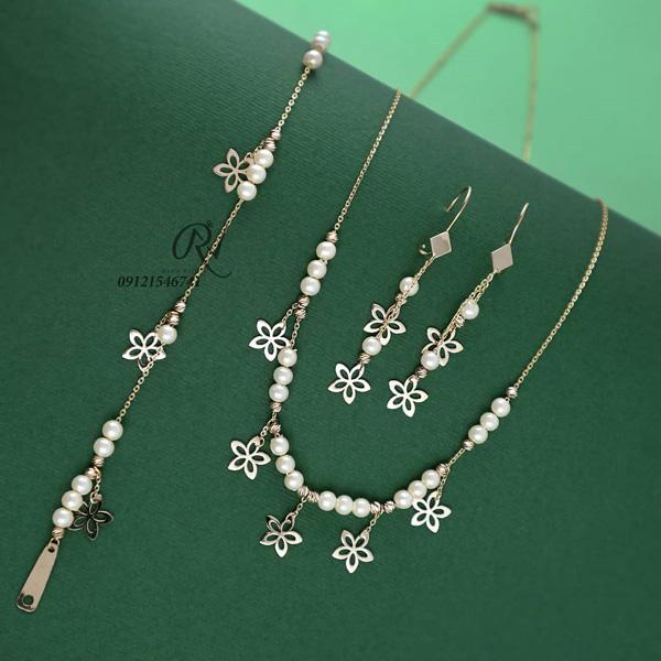 مدل طلا و جواهرات شیک