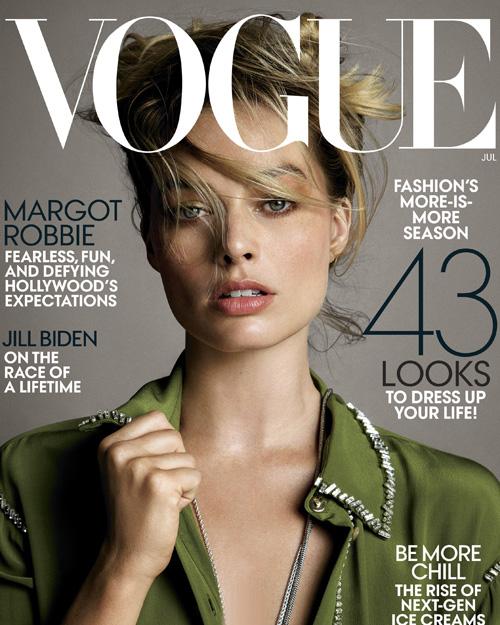 بررسی مجله Vogue