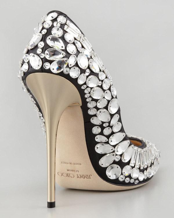 کفش های لوکس Jimmy Choo