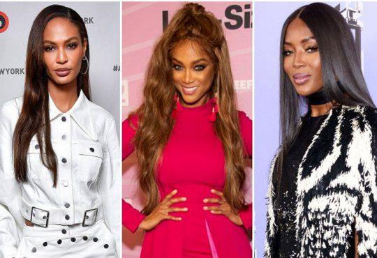 تاثیرگذارترین مدلهای سیاهپوست قدیم و جدید
