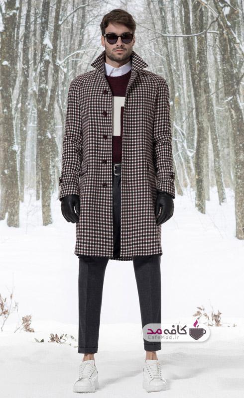 مدل لباس های زمستانه مردانه