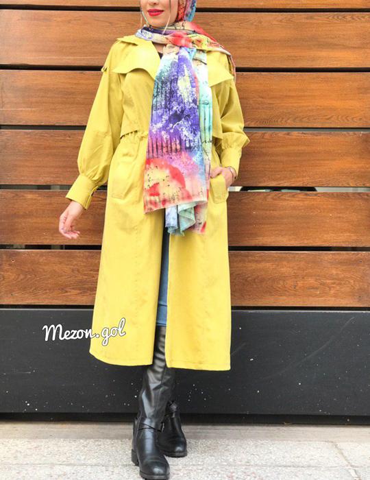 مدل مانتو پاییز و زمستان