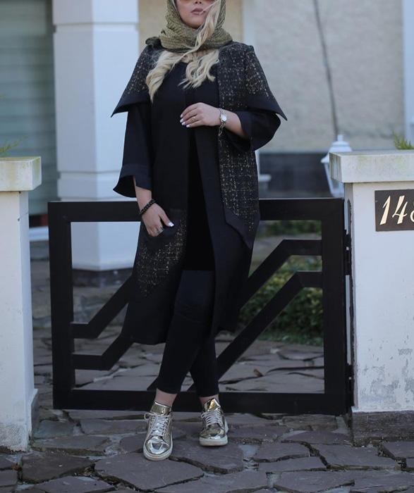 مدل مانتو ایرانی