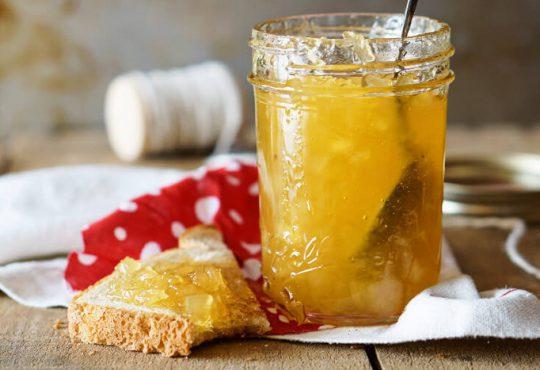 طرز تهیه مربای آناناس
