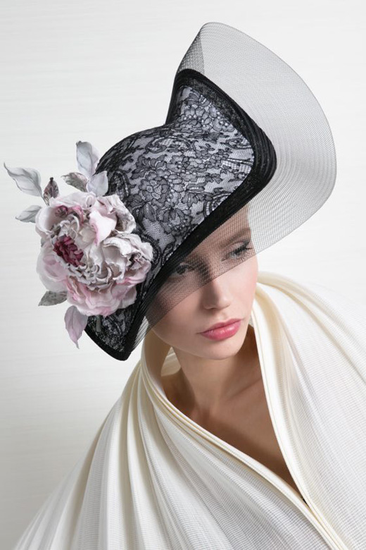 فیلیپ تریسی ، طراح کلاه