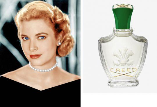 عطرهای مورد علاقه زنان مشهور