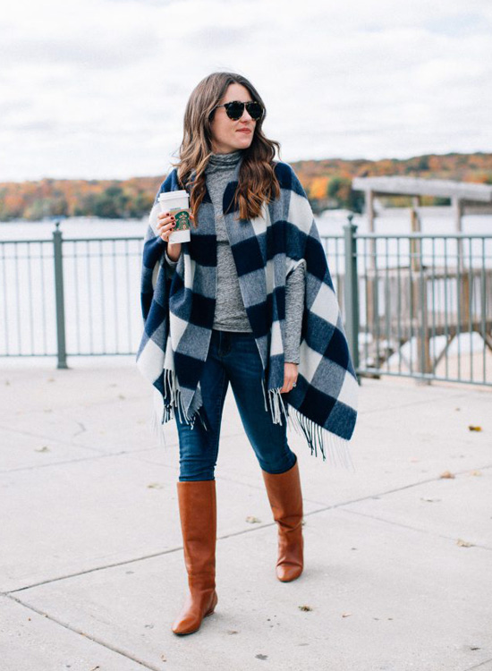روشهای مختلف برای استفاده از ژاکت بافتنی در استایل زنانه