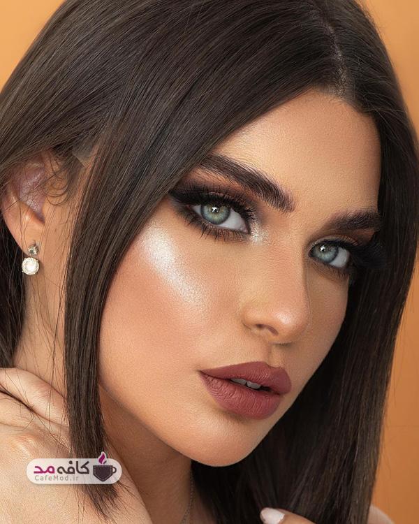 مدلهای آرایشی جدید صورت