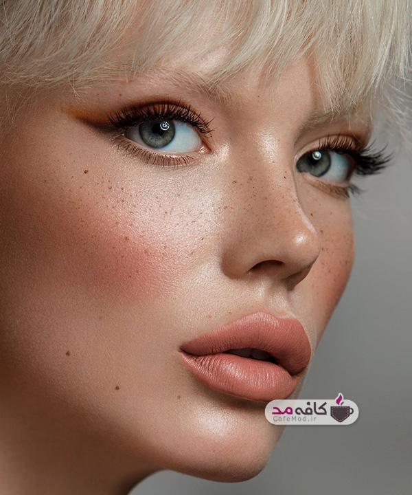 عکس مدل آرایش شیک و جدید