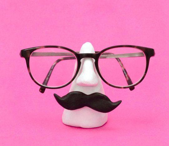 آموزش ساخت نگهدارنده عینک