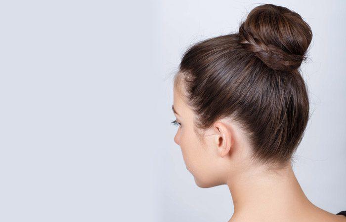 آموزش موی گوجه ای ساده و راحت