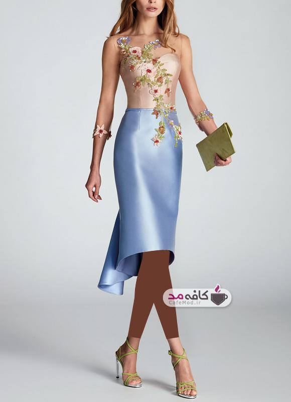 مدل لباس مجلسی زنانه و شیک