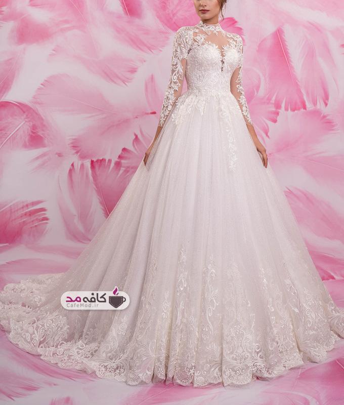 مدل لباس عروس سال 2020