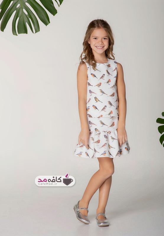 مدل لباس دخترانه مجلسی اسپرت